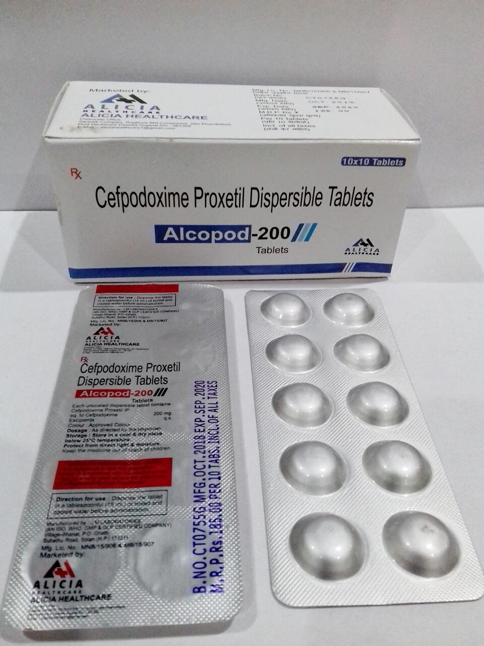 ALCOPOD-200