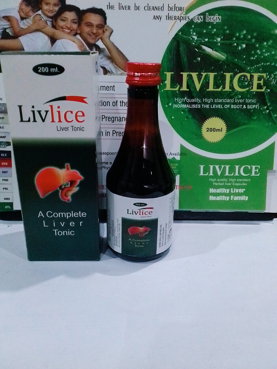 LIVLICE