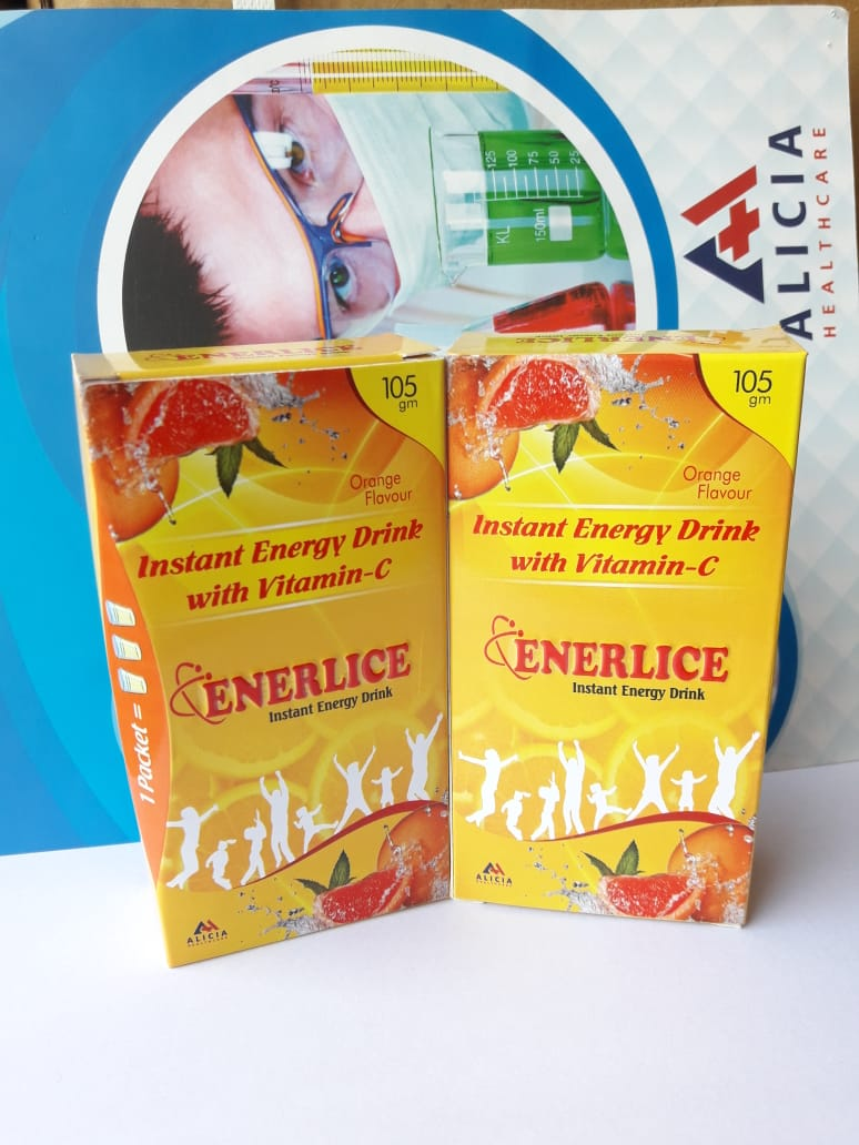 enerlice instant energy drink