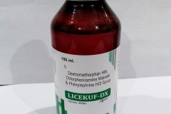 LICEKUF-DX SYRUP