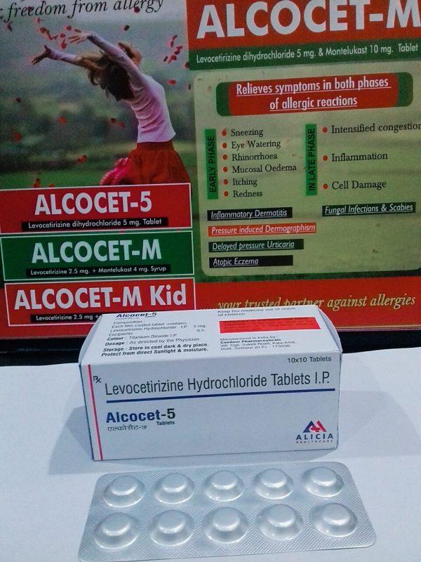 ALCOCET-5